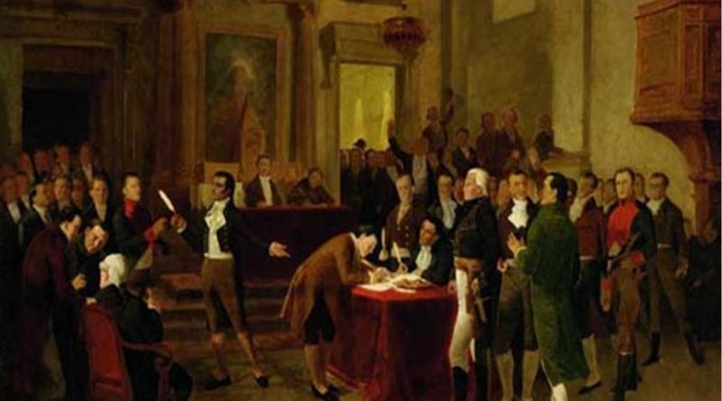 5 de Julio de 1811: Lucha de clases y liberación nacional.