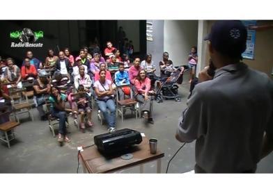 """Fundación Calcañista realiza, """"1er. Congreso de Experiencias y Emergencias Pre-Hospitalarias"""". (vídeo)"""
