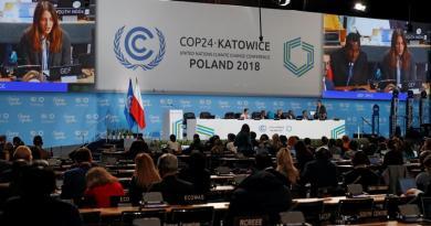 La 24ª Conferencia de las Partes de la Convención sobre el Cambio Climático