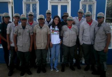 Los Guardaparques Venezolanos y su rol social.