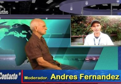 «EN CONTACTO» Entrevista con Antonio Suarez, Dir. Brigada de Rescate HELICE, 23 Aniversario