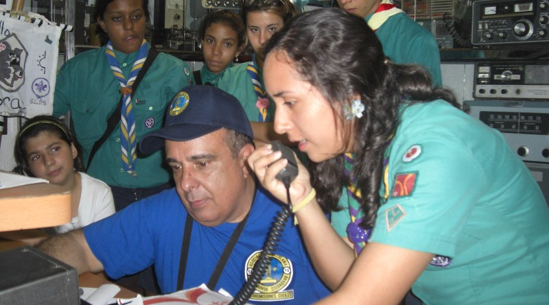 Jamboree Jota-Joti 2019. Scouts de todo el mundo se darán cita este fin de semana.