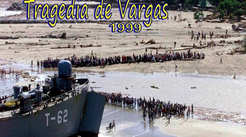Tragedia de Vargas. 1999, (+Testimonios)