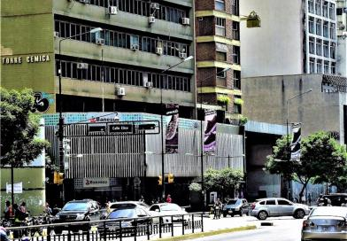 "Tragedia en ""La Torre Cemica"" Chacao 1986."