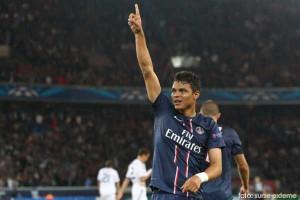 Thiago Silva este cel mai bun fotbalist brazilian care joaca in Europa