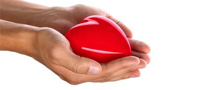 Le coeur sur la main - Michèle Bader