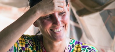 En pleine crise Ebola - Marie Petry
