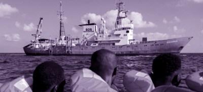 Au secours des migrants en mer - Francis Vallat, Jean-Didier Bauer et le Père Najeeb