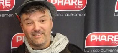Alain sort du bois - Alain Auderset