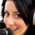 Animatrice radio