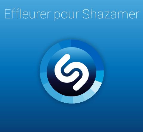Shazam pour Android
