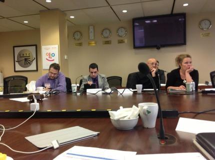 Réunion du groupe de discussion des CLOSM du CRTC