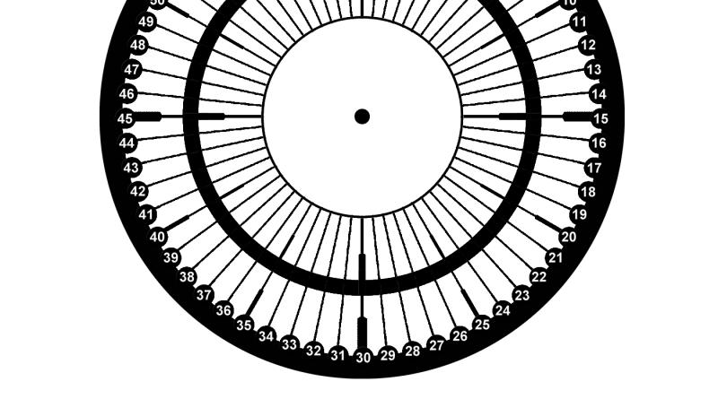 Horloge de programmation