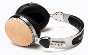 Écouteurs en bois d'érable Wraith 2.0 de Symphonized