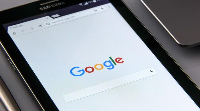 Google sur son téléphone cellulaire
