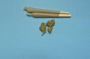 Cigarette d'herbe magique