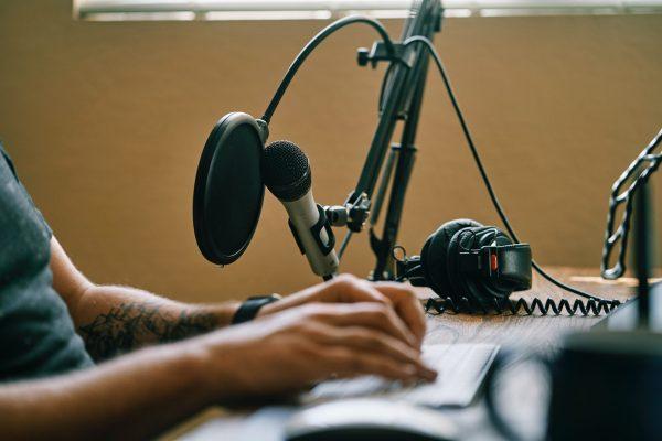 Studio d'enregistrement maison