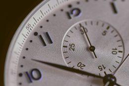 Un chronomètre