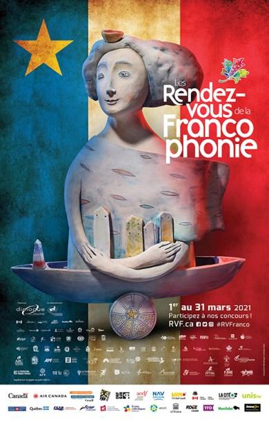 Affiche officielle RVF 2021