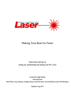 Improving the performance of your RC Laser