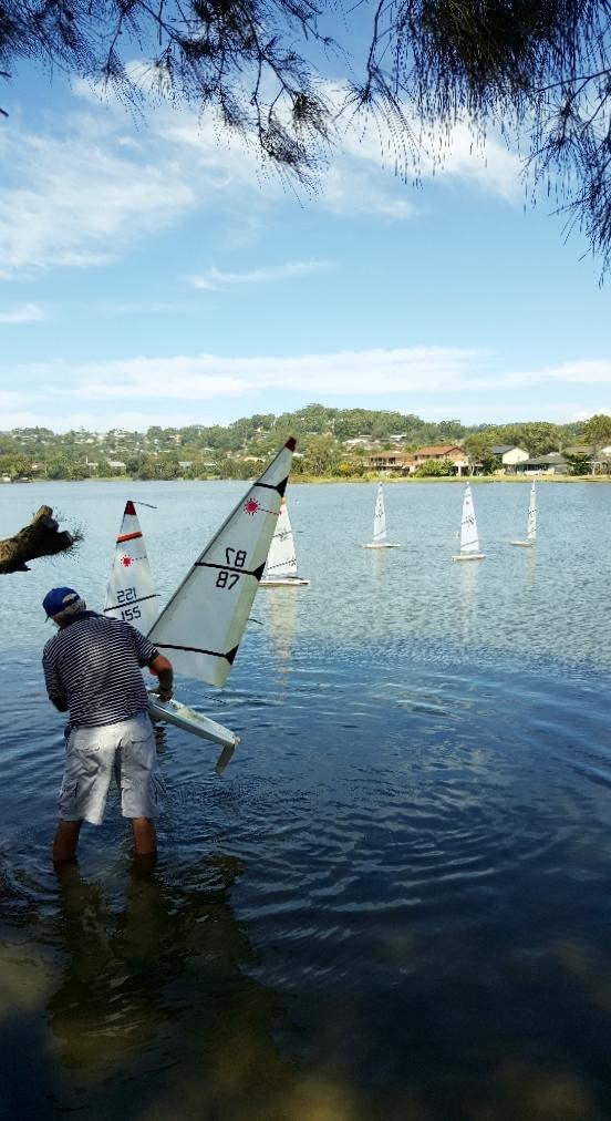 Rc Laser Sailing Central Coast