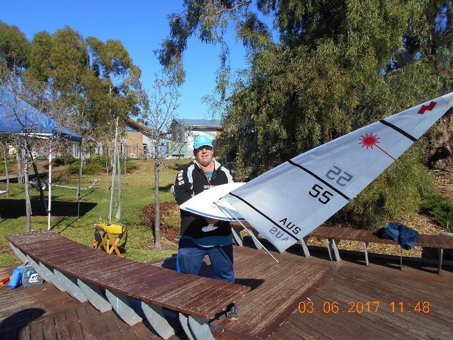 South Australia Radio Yachting Rc Laser Series