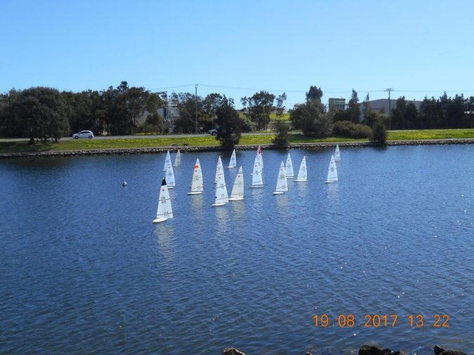 South Australian RC Laser