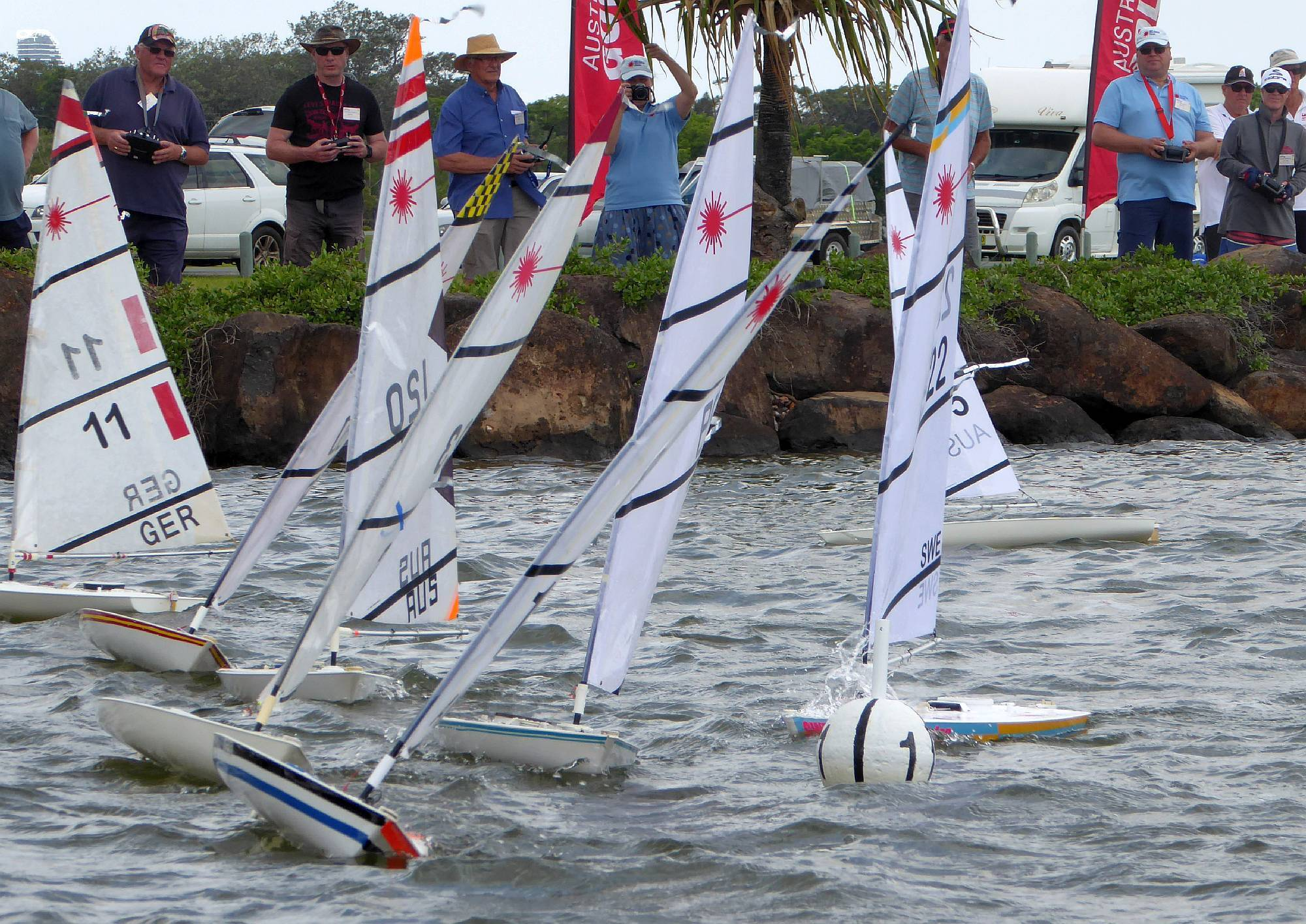 2017 RC Laser Championship of Nations