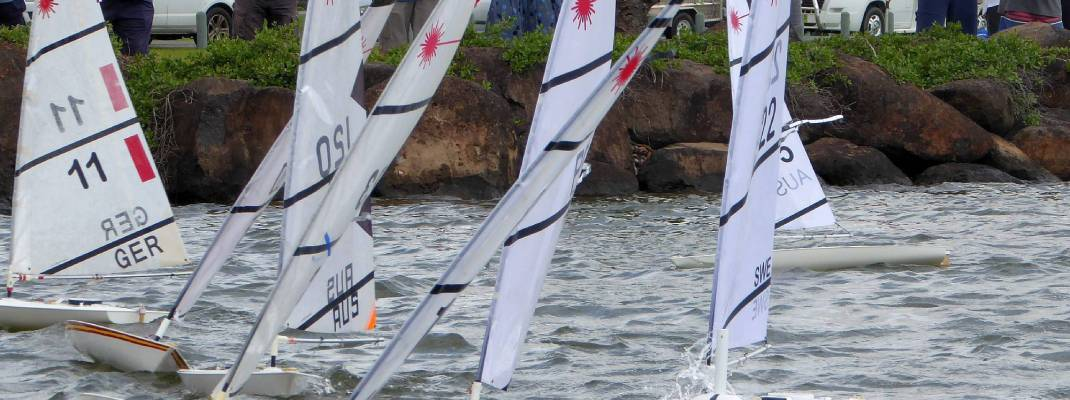 2017 RC Laser Championship of Nations Report