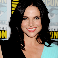 "Lana Parrilla, the evil queen of ""once upon a time"""