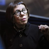 "Linda Hunt aka  Hetty from  ""N.C.I.S""  (los angeles)"