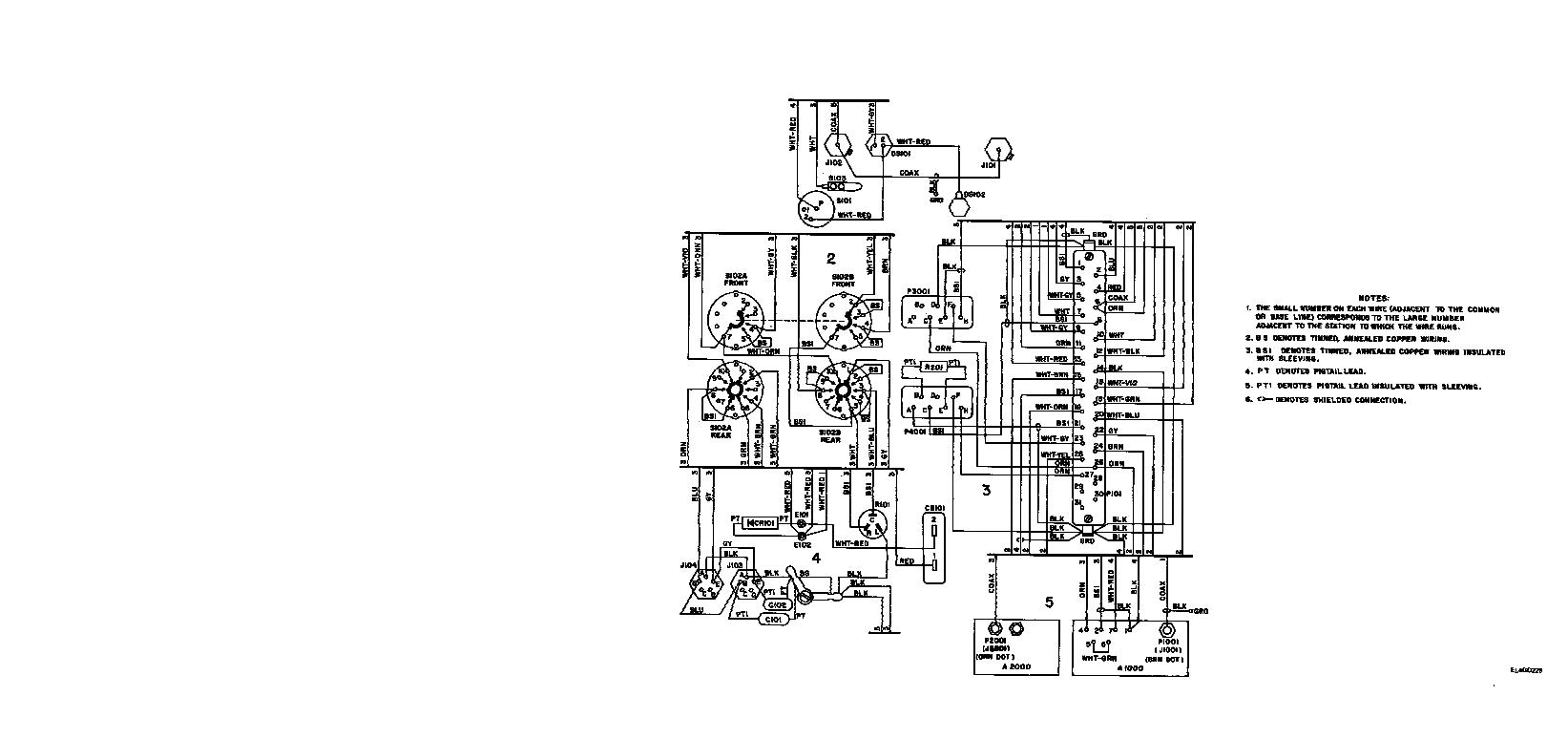 Fo 2 R 442 Vrc Front Panel Assembly A100 Wiring Diagram