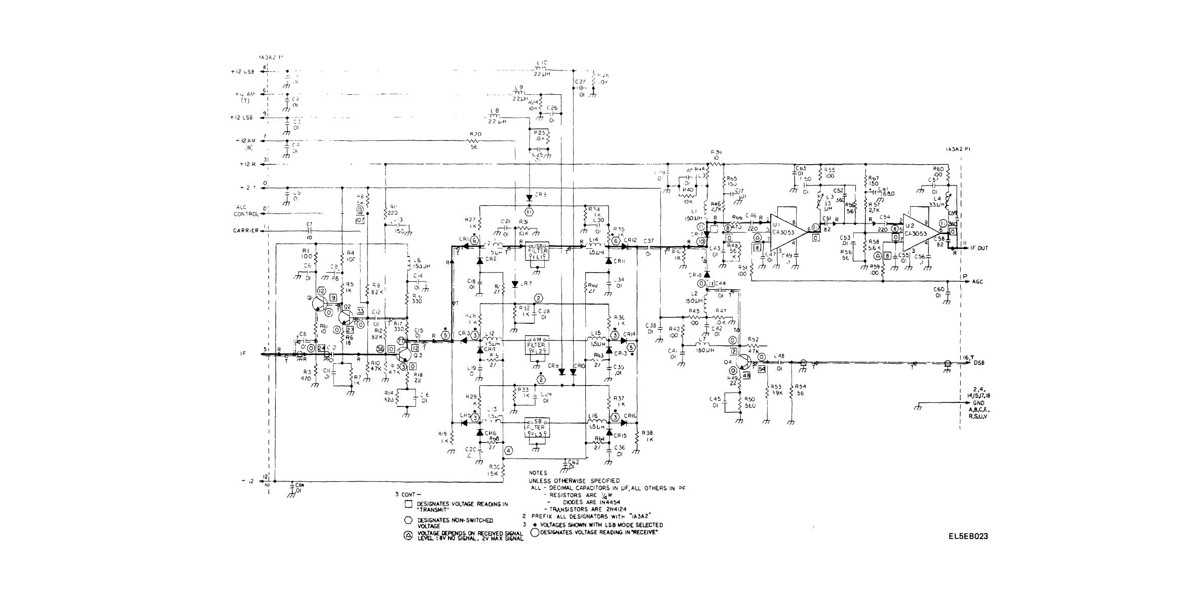Dsl Filter Circuit Schematic