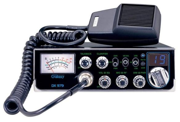 galaxy dx979 ssb cb radio