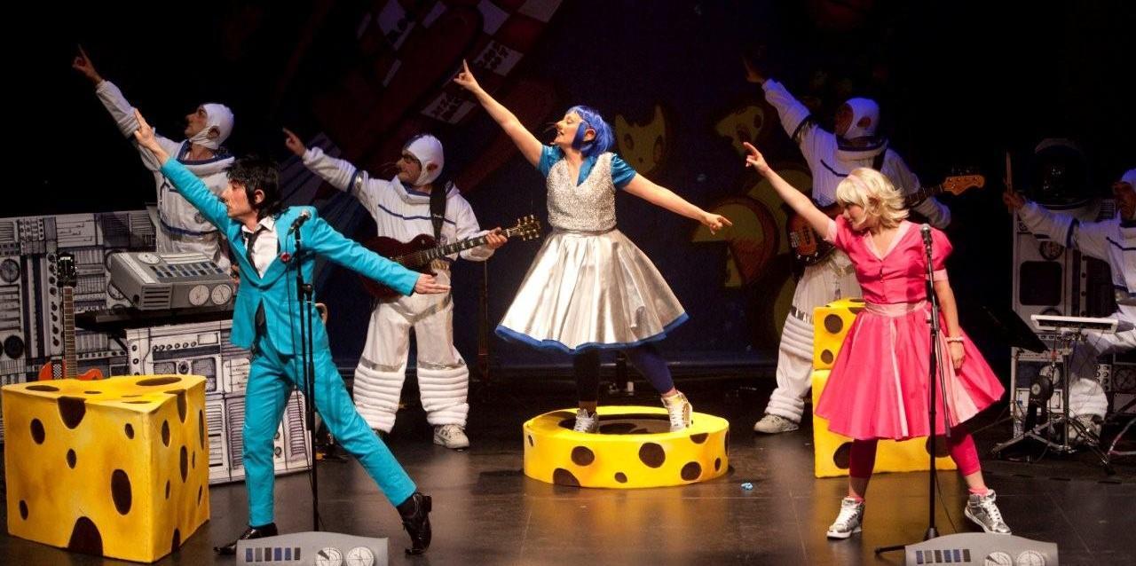 Los ratonautas en el teatro buero vallejo de alcorc n - Teatro buero vallejo alcorcon ...