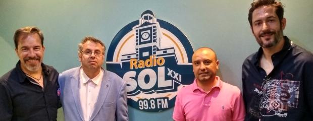 """Programa especial """"Semana cultural Ciudad de Alcorcón"""" en Radio SOL"""