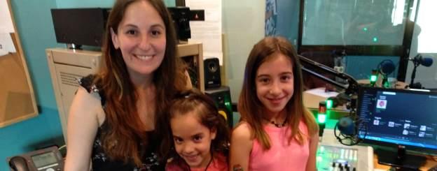 Diverclub de verano con Carla y Emma