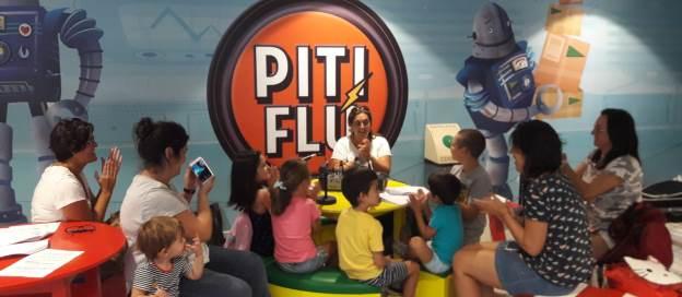 Vuelven los Radio Cuentos de Diverclub en Pitiflú