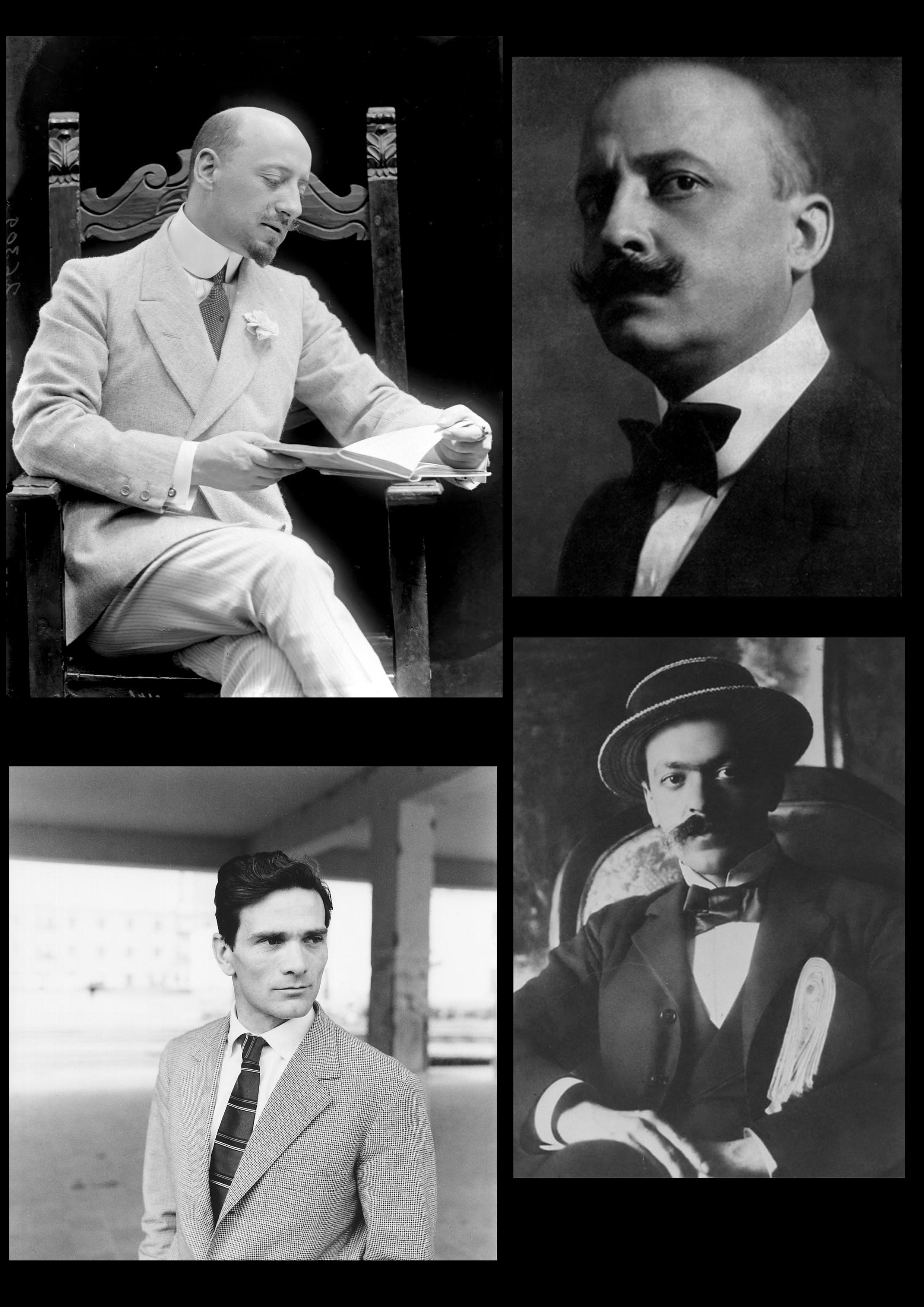 quattro scrittori
