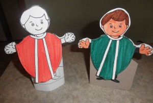 Paper Doll Priest 2