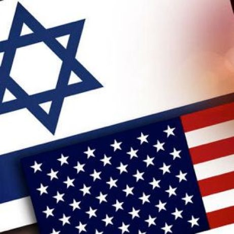 usa-israel-drapeaux