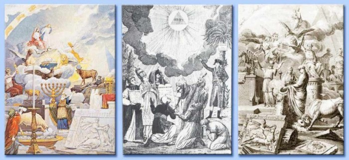 L'ecumenismo massonico