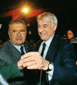 Pisapia con De Benedetti