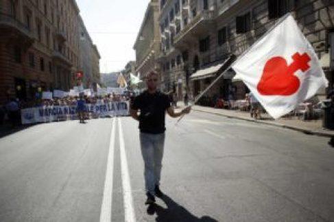 Marcia per la vita- movimenti anti abortisti