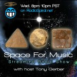 Wednesday: SPACE FOR MUSIC