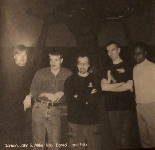 Team Metlay 2 Jan 1999
