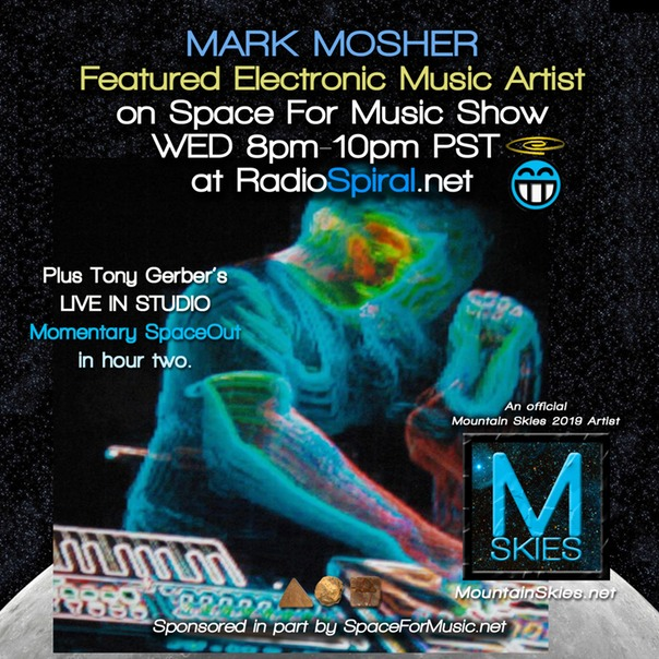 Space for Music Streaming Radio Show 17
