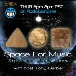 Thursday: SPACE FOR MUSIC