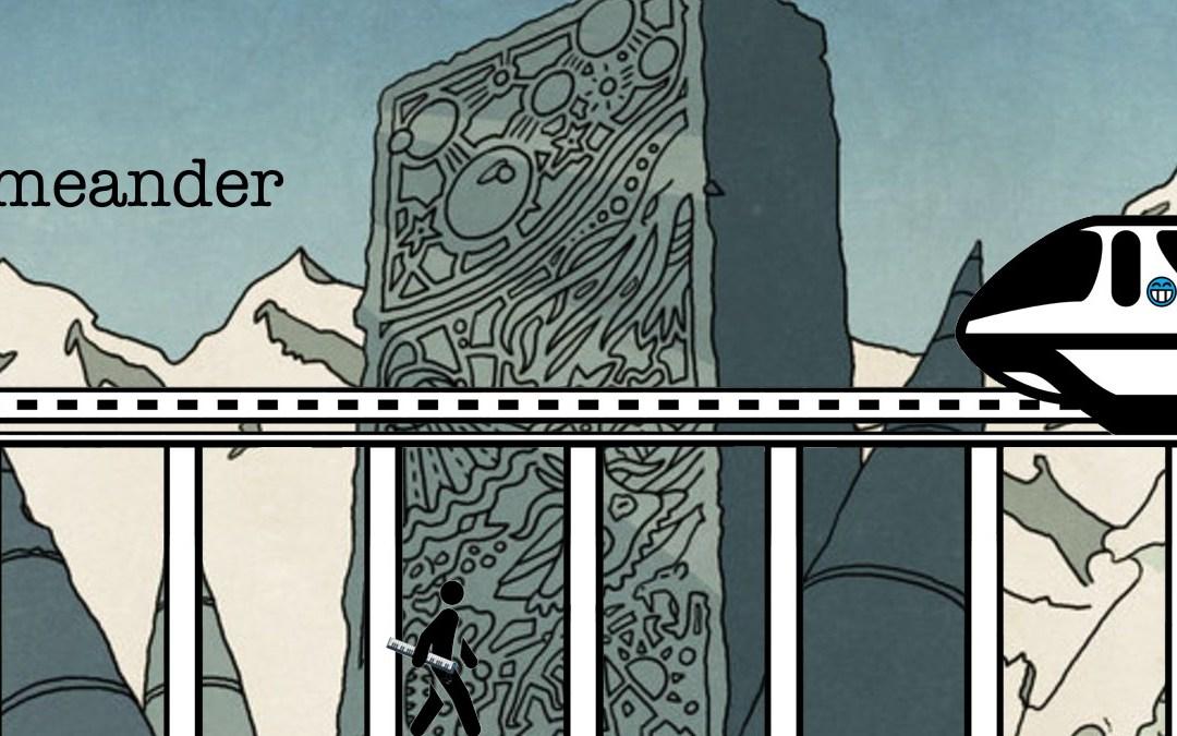 Meander: The Strange Tale Of Robert Putney Drake
