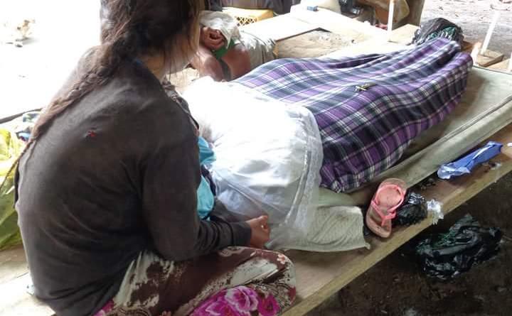 Niñas fueron cobardemente asesinadas en Duvuno